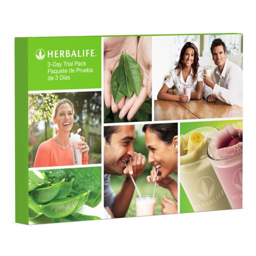 3-Day Trial Pack Herbalife