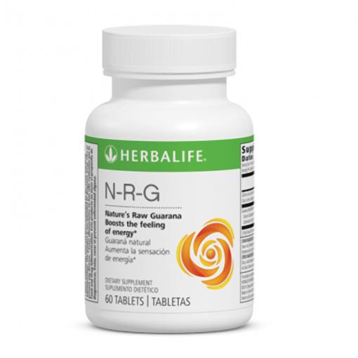 NRG guarana herbalife