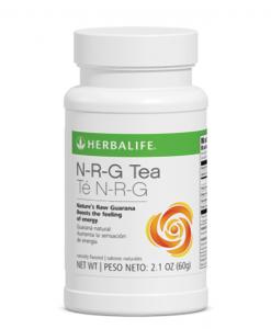 Nature's Raw Guarana Tea
