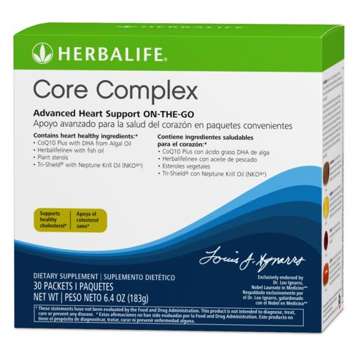 Core Complex with CoQ10 Plus