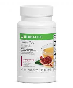 green-tea-herbalife-pomegranate