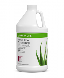 herbal aloe cranberry