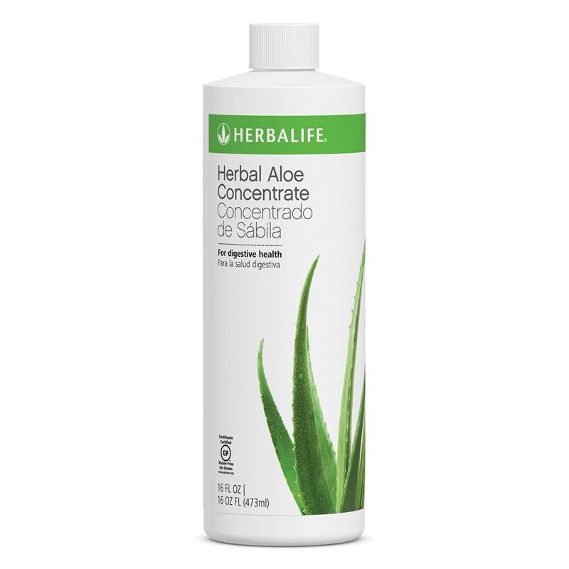 Herbal Aloe Concentrate Herbalife With Aloe Vera