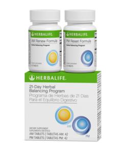 21-Day Herbal Balancing Program