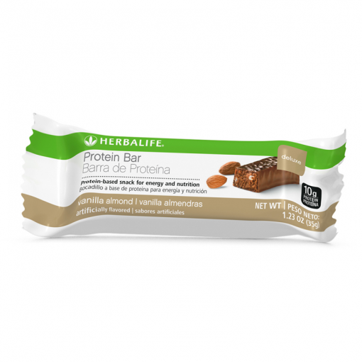 protein bar vanilla