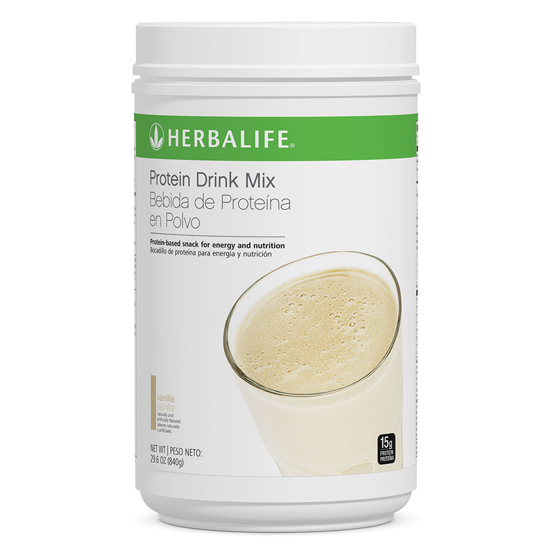 Protein And Fiber Drink Mix