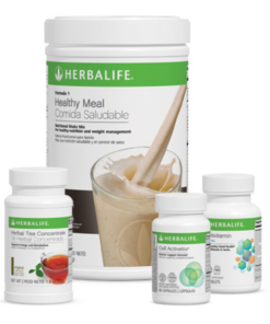 quickstart program herbalife