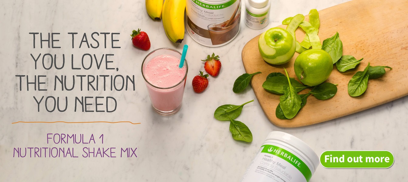 Formula 1 nutritional shake mix Herbalife