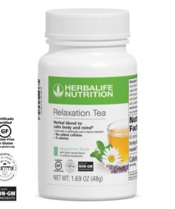 Relaxation Tea Herbalife